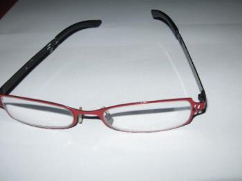 eyeglasses - pair of reading eyeglasses