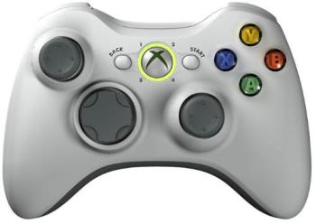 xbox 360 controller - just a normal wireless xbox 360 controller
