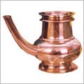 kindi (jug) - This jug is keep infront of the house for the purpose of washing legs.