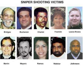 Beltway Sniper's victims - Look for yourself.