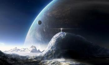Another world - In fact, man has found many small worlds or universes. but so far in our universe, we know that there is life only in our planet, which is our earth.