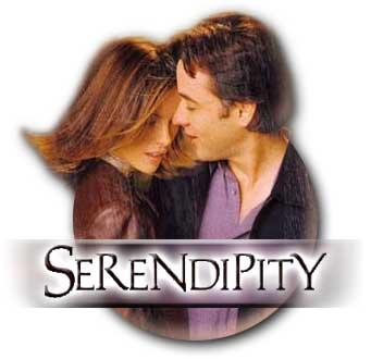 online serendipity perhaps..? - Serendipity is the effect by which one accidentally stumbles upon something fortunate, especially while looking for something entirely unrelated.