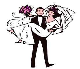 married people - In total, married people can live longer compared to unmarried people because people who have gotten married can enjoy a better life than these unmarried ones.