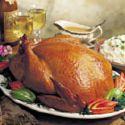 Turkey Plate - Thanksgiving Turkey Dinner