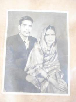 40 yrs back - We looked like this