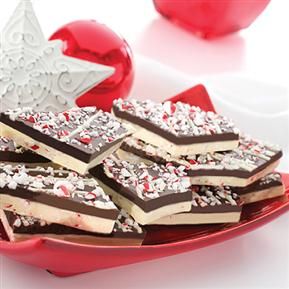Peppermint bark candy - Peppermint bark candy I am wanted to make