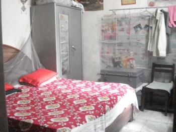 My bed room - I roll back my covers on daily basis and turn my mattress six monthly according to winter and summer as manufactrer's notice on the mattress.