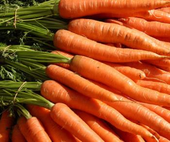 carrots - there are more