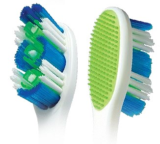 toothbrush to clean the mouth 360 degrees - a toothbrush that proves that flossing and using mouthwash are not enough in maintaining oral hygiene.