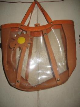 bags - a plastic bag for casual occasions