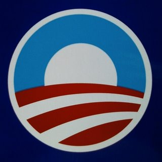 Obama's Logo - Way too close in appearance!
