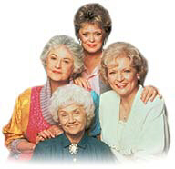Golden Girls - I LOVE this show! I hope it continues to play for a good while longer....