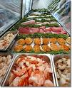 seafood - Sea foods never fail to delight me. They are indeed very nice to look at only that they are not very cheap.