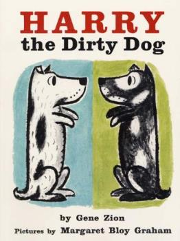 Harry The Dirty Dog - The Cover Of Harry The Dirty Dog