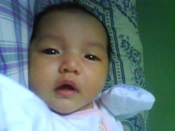 Callista - My daughter Callista