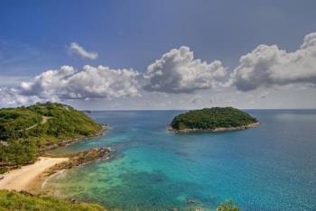Deserted Island - A deserted island