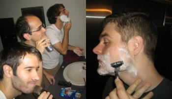 Shaving - I was sooo lazy when it come's to shaveee.