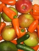 Fruits, vegetables - This is an image of Fruits and vegetables