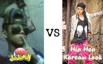 jejemon vs. korean hip hop  - which one would you prefer? better pick the right one!