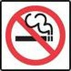 Anti-smoking - this is an Anti-smoking sign