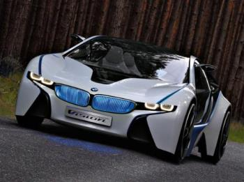 bmw - a great car to have, and a fortune in itself lol