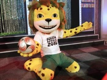 Zakumi - 2010 FIFA World Cup Official Mascot
