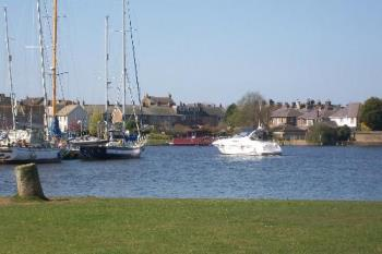 Glasson Dock - The baisin at the end of the Lancaster Canal, Glasson Dock