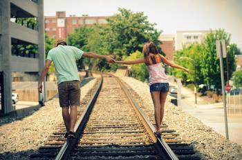 holding hands with love  - how it feels good to have someone to hold for the rest of your life :)