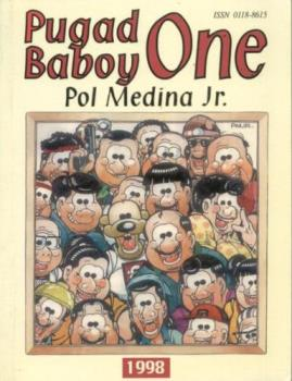 pugad baboy - the very first issue of pugad baboy