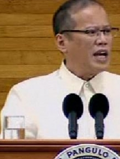 Pnoy sona - another millenium came