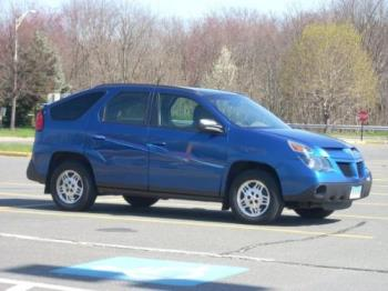 Crikey, My Aztek! - This is Crikey, My 2004 Pontiac Aztek.
