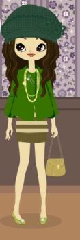 Poupee girl - This is a Japanese website that will let you dress up your avatar and connect with other users.