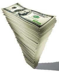 Mountain of money  - Can you imagine about a mountain of money? But it will not solve any problem of earth