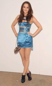 Leighton Meester - What do you think of this dress? Fashion?