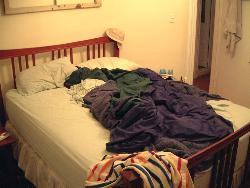 Messy - Messy Bed