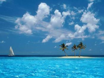 water - i want to swim at this place :P