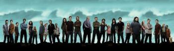 Lost - the main characters from Lost