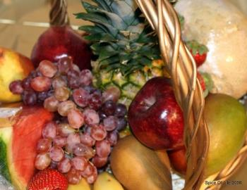 12 fruits - This is a picture of 12 fruits which my family usually prepare during new year's eve.