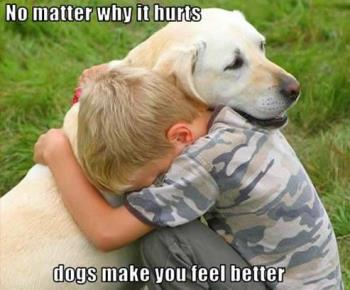 dogs are still mans best friend Dogs are man's best friend thanks to bonding hormone over generations, the wolves' offspring became bolder still and ever closer to the people they relied on.