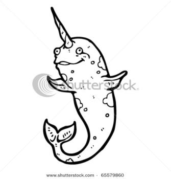 Narwhal - Basically, a Unicorn Whale.