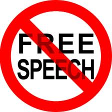 Free speech should comes with responsibility and n - Freedom comes with responsibility