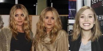 Elizabeth Olsen - Mary Kate and Ashley Olden's sister, Elizabeth.