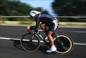Cycling - This is an image of an cyclist in an race
