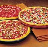 Italian food - Enjoy a pizza.