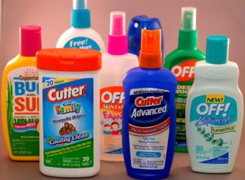 bug repellents - commercial bug repellents available off the shelf