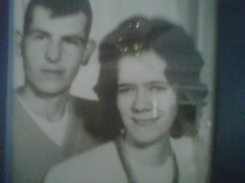 My Parents - This is the engagement photo of my parents from 1964. They divorced in 1972 and I lost my dad to cancer in 2004.