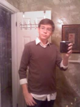 The Preppy Look - A preppy wearing a sweater