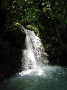 waterfalls - waterfalls at mt. sembrano