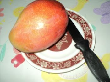 Fruit of the Day - One Mango a Day Keeps me Beautiful All Day