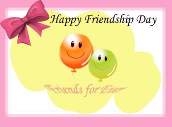 happy friendship day - happy and happy always